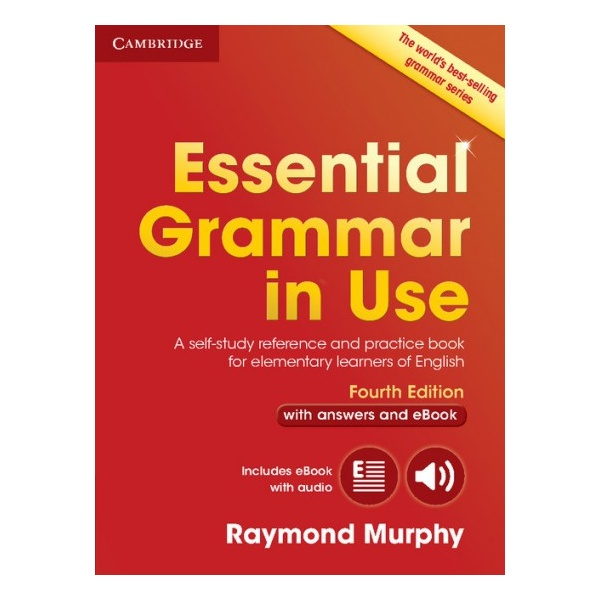 Essential Grammar in Use (4th Edition) Book with Answers a Interactive eBook