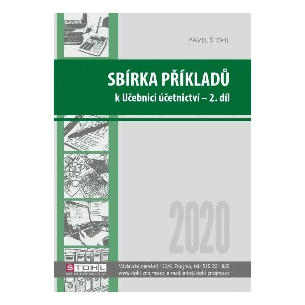 Sbírka příkladů k učebnici Účetnictví 2016 - 2. díl