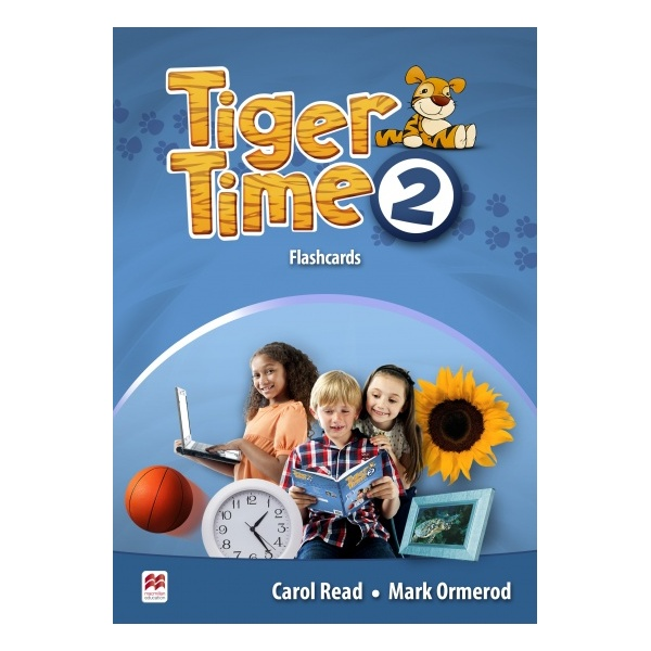 Tiger Time 2 Flashcards