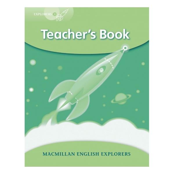 Explorers 3 Teacher´s Book