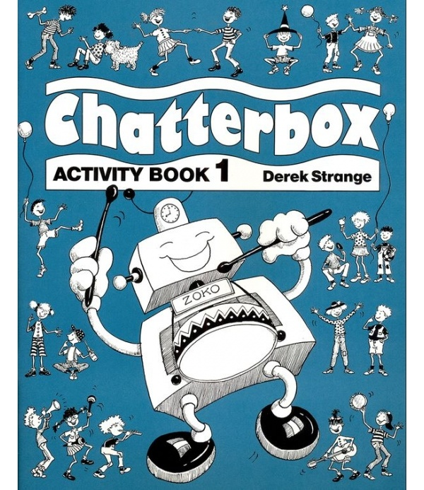 CHATTERBOX - Level 1 - ACTIVITY BOOK