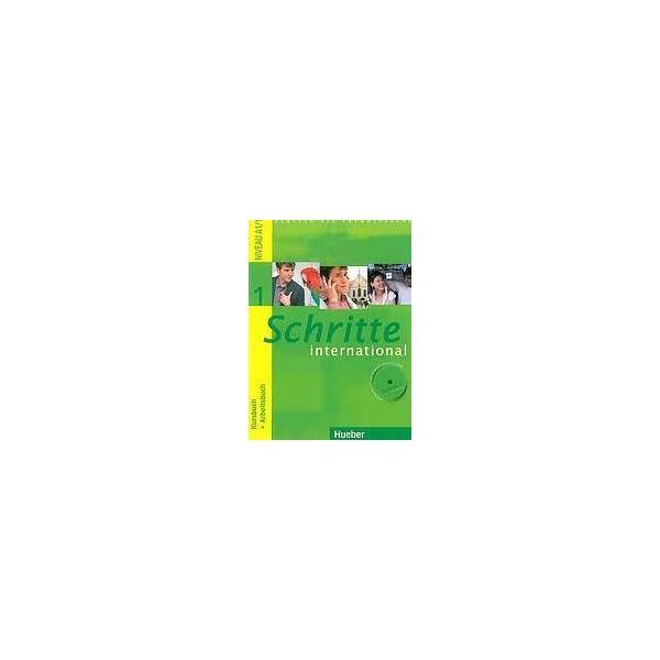 Schritte international 1 Paket ( Kursbuch, Arbeitsbuch, CZ Glossar)