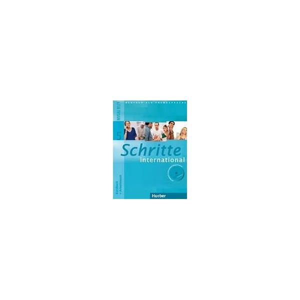 Schritte international 5 Kursbuch + Arbeitsbuch mit Audio-CD zum Arbeitsbuch