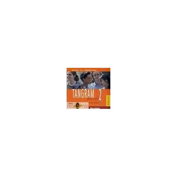 Tangram aktuell 2. Lektion 5-8 Audio-CD zum Kursbuch