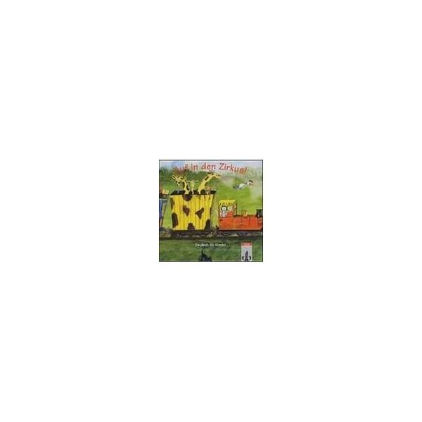 Auf in den Zirkus! Audio CD