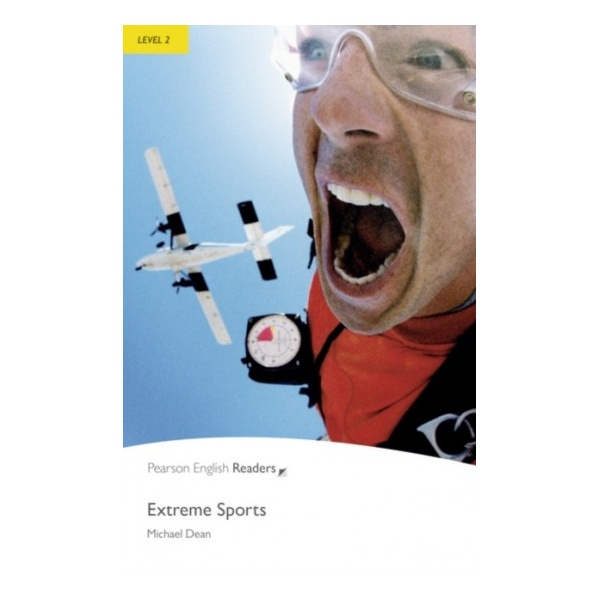 Penguin Readers 2 Extreme Sports Book + MP3 Audio CD