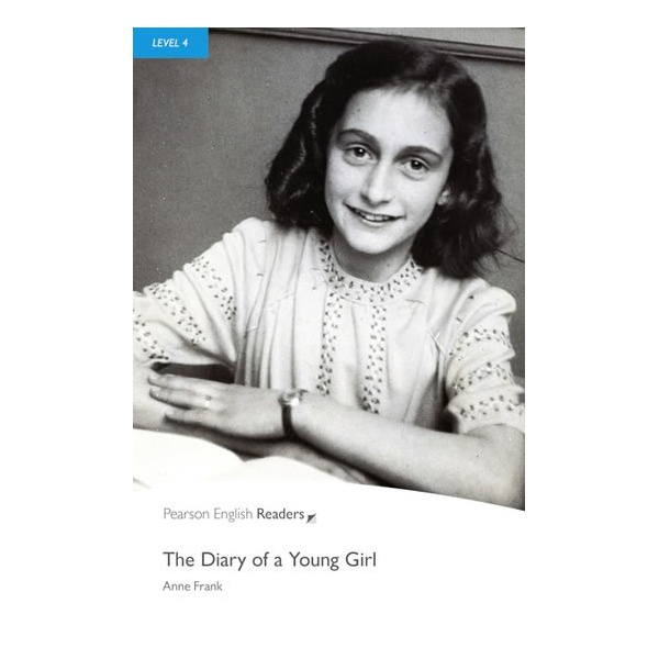 Penguin Readers 4 Diary of a Young Girl Book + MP3