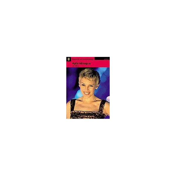 Penguin Active Reading 1 Kylie Minogue Book + CD-Rom Pack