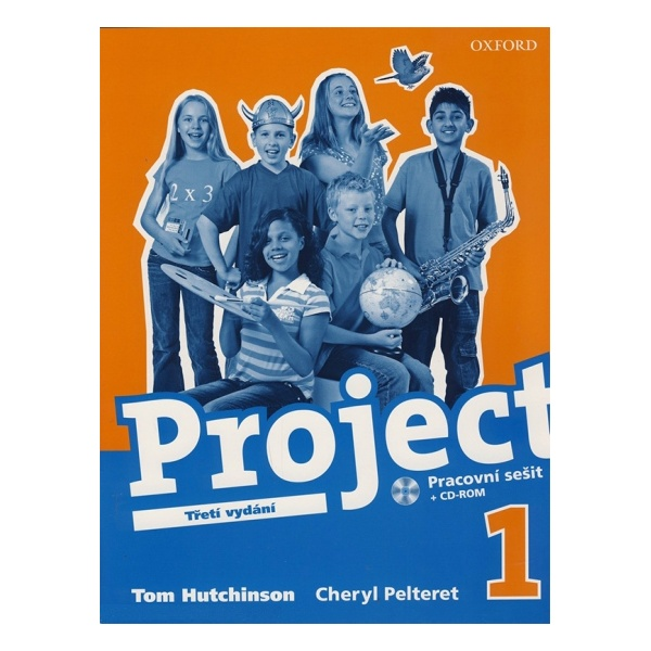 Project 1 Third Edition Workbook Pack Czech Edition