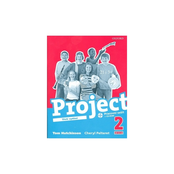 Project 2 Third Edition Workbook Pack Czech Edition