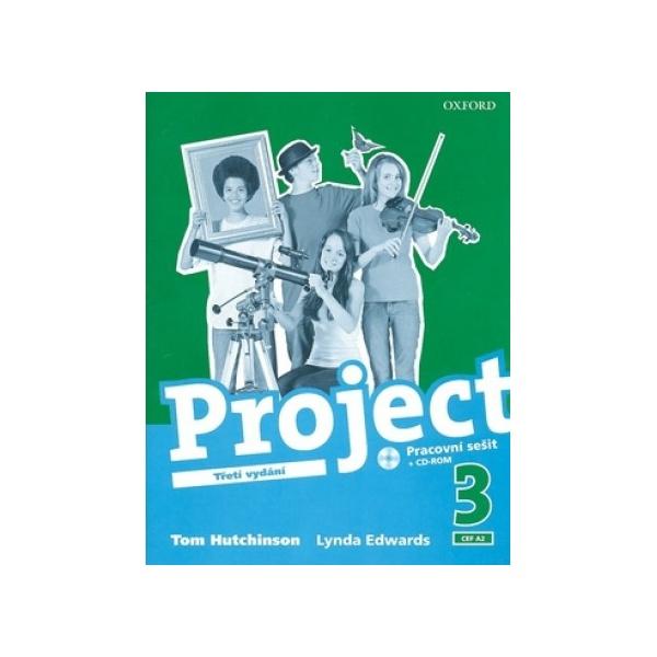 Project 3 Third Edition Workbook Pack Czech Edition