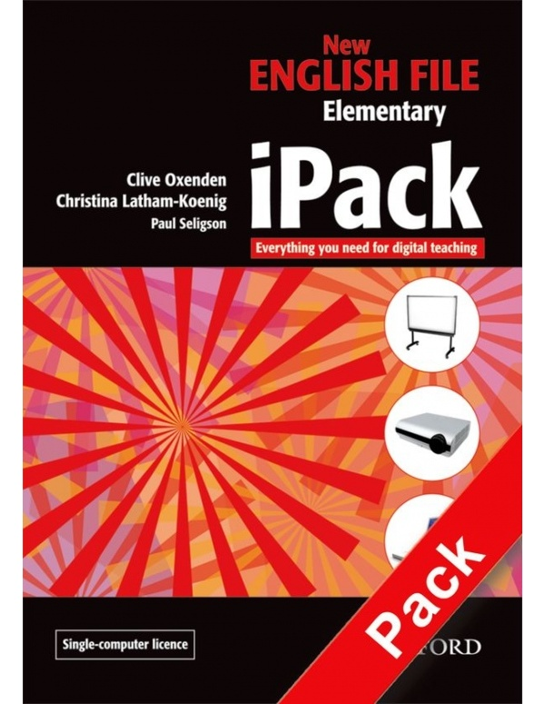 New English File Elementary iPack (network version)