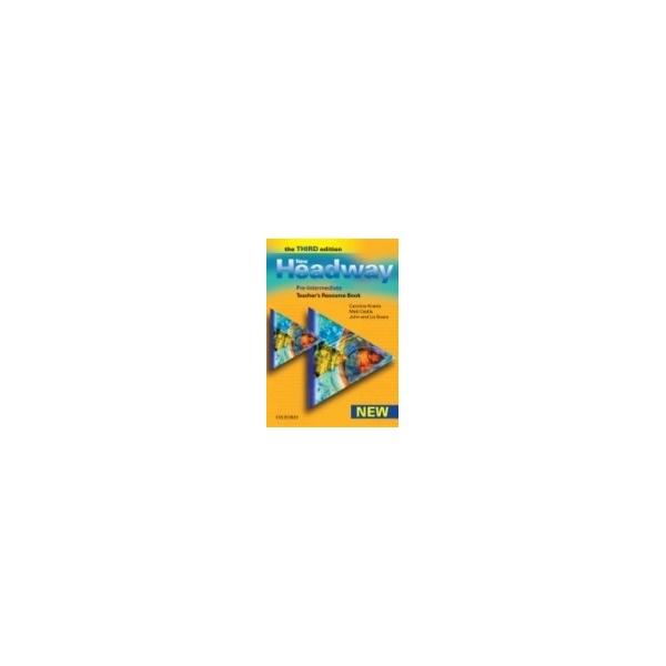New Headway Pre-Intermediate Third Edition (new ed.) Teacher´s Resource Book