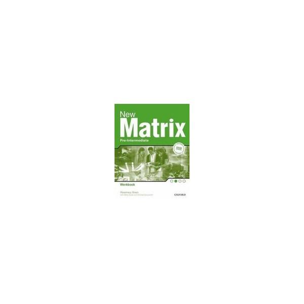 New Matrix Pre-Intermediate Workbook