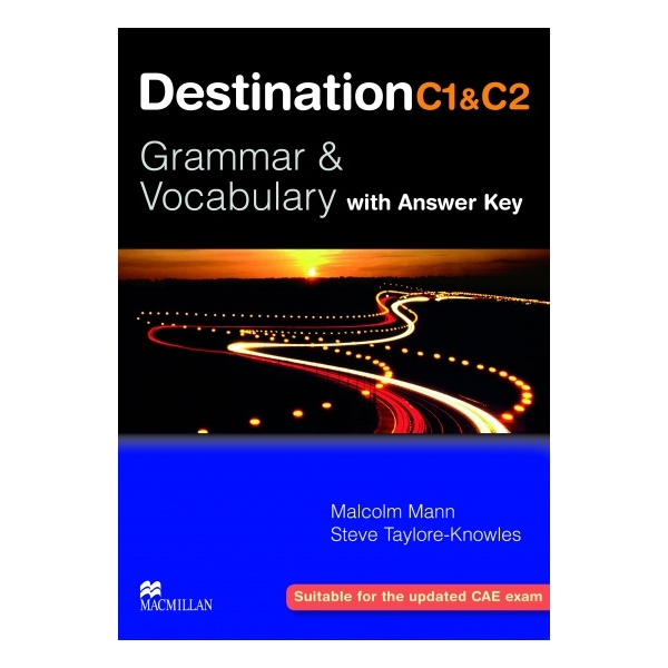 Destination C1 a C2 Student´s Book With Key