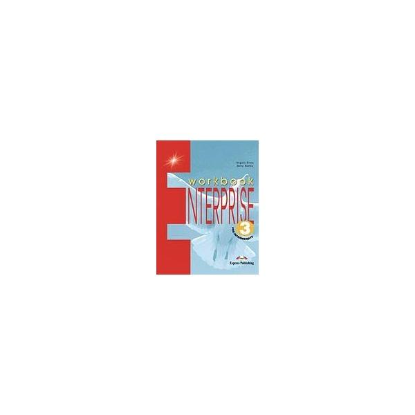 Enterprise 3 Pre-Intermediate Workbook
