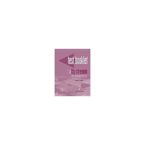 Upstream Pre-Intermediate B1 Test Booklet