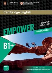 Nov� �ada u�ebnic EMPOWER od nakladatelstv� Cambridge University Press