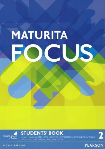 Nov� u�ebnice Maturita Focus Czech 2 Student�s Book