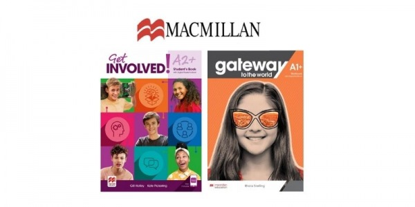 Novinky MacMillan.